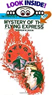 Mystery of the Flying Express, (His Hardy Boys Mystery Stories) by  Franklin W. Dixon, George Wilson (Illustrator) (Hardcover - January 1941)