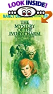 Mystery of the Ivory Charm (Nancy Drew Mystery Stories, Book 13) by  Carolyn Keene (Hardcover - June 1974)