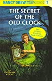 Cover Image of Nancy Drew Mystery Stories : The Secret of The Old Clock and The Hidden Staircase by Carolyn Keene published by Grosset & Dunlap
