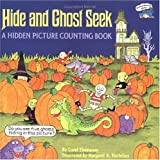 Hide and Ghost Seek: A Hidden Picture Counting Book (All-Aboard Reading)