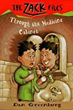 Through the Medicine Cabinet (Zack Files) - book cover picture