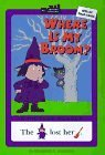 Where Is My Broom? (All Aboard Reading. Picture Reader)