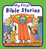 My First Bible Stories, dePaola, Tomie