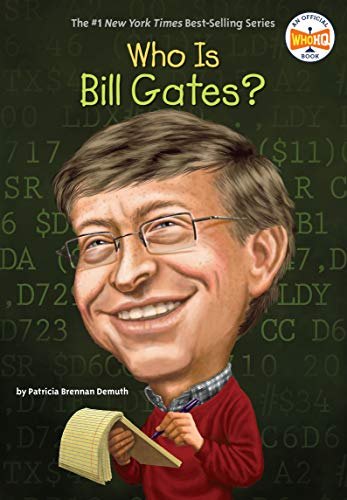 biography of bill gates A chilling warning that tens of millions of people could be killed by bio-terrorism was delivered at the munich security conference by the world's richest man, bill gates gates, who has.