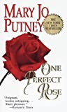 One Perfect Rose (Putney, Mary Jo. Fallen Angels Series.) - book cover picture