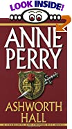 Ashworth Hall by  Anne Perry (Mass Market Paperback - March 1998) 