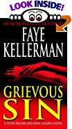 Grievous Sin by  Faye Kellerman (Mass Market Paperback - November 1998) 