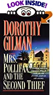 Mrs. Pollifax and the Second Thief by  Dorothy Gilman (Mass Market Paperback - March 1995)