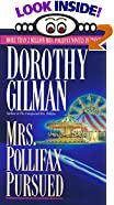 Mrs. Pollifax Pursued by  Dorothy Gilman (Mass Market Paperback - January 1996)