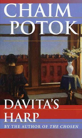 an analysis of ilanas views in davitas harp by chaim potok Chaim potok was born in new york city in 1929 he graduated from yeshiva university and the jewish theological seminary of america, was ordained as a rabbi, and earned his phd in philosophy from the university of pennsylvania.