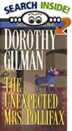 The Unexpected Mrs. Pollifax by  Dorothy Gilman (Mass Market Paperback - January 1992)