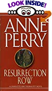 Resurrection Row by  Anne Perry (Mass Market Paperback - November 1989)