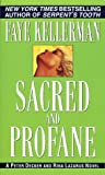 Sacred and Profane (Peter Decker & Rina Lazarus Novels (Paperback)) - book cover picture