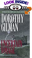 Uncertain Voyage by  Dorothy Gilman (Mass Market Paperback - July 1990) 