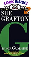 G Is for Gumshoe by  Sue Grafton (Mass Market Paperback - May 1991) 