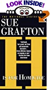 H Is for Homicide by  Sue Grafton (Mass Market Paperback - November 1993)