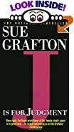 J Is for Judgment by  Sue Grafton (Mass Market Paperback - April 1999) 