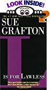 L Is for Lawless by  Sue Grafton (Mass Market Paperback - September 1996) 