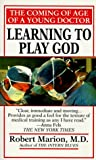 Learning to Play God - book cover picture