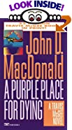 Purple Place for Dying by  John D. MacDonald (Mass Market Paperback - July 1995)