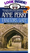 Traitor's Gate by  Anne Perry (Mass Market Paperback - March 1996)