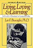 Living Loving and Learning - book cover picture