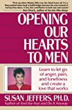Opening Our Hearts to Men - book cover picture