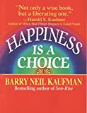 Happiness Is a Choice - book cover picture