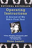 Operating Instructions: A Journal of My Son's First Year - book cover picture
