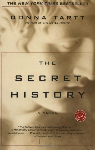 The Secret History, Tartt, Donna