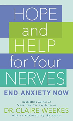Hope and Help for Your Nerves Book Cover Picture