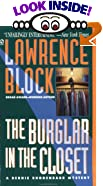 The Burglar in the Closet by  Lawrence Block (Mass Market Paperback - February 1997) 