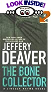 The Bone Collector by  Jeff Deaver, et al (Mass Market Paperback - April 1998)