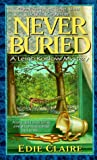 Never Buried (Leigh Koslow Mystery, 1) - book cover picture