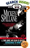 The Mike Hammer Collection Volume 1 by  Mickey Spillane (Paperback - June 2001)