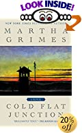 Cold Flat Junction by  Martha Grimes (Paperback - February 2002)