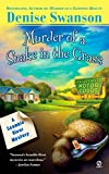 Murder Of A Snake In The Grass (Scumble River Mysteries (Paperback)) - book cover picture