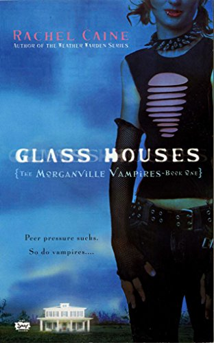 fantasy glass houses morganville vampires book audiobook blum