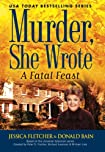 A Fatal Feast by Jessica Fletcher and Donald Bain