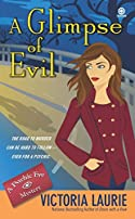 A Glimpse of Evil by Victoria Laurie