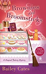 Brownies and Broomsticks by Bailey Cates