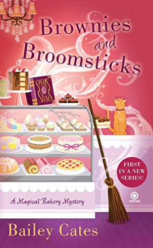 PDF Brownies and Broomsticks A Magical Bakery Mystery