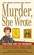 The Fine Art of Murder by Jessica Fletcher and�Donald Bain