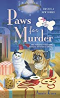 Paws For Murder by Annie Knox