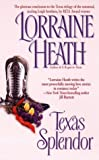 Texas Splendor (Topaz Historical Romance) - book cover picture