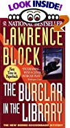 The Burglar in the Library: A Bernie Rhodenbarr Mystery by  Lawrence Block (Mass Market Paperback - June 1998)