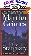 The Stargazey: A Richard Jury Mystery by  Martha Grimes (Mass Market Paperback - October 1999)