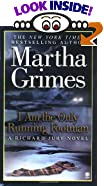 I Am the Only Running Footman by  Martha Grimes (Mass Market Paperback - October 2001)