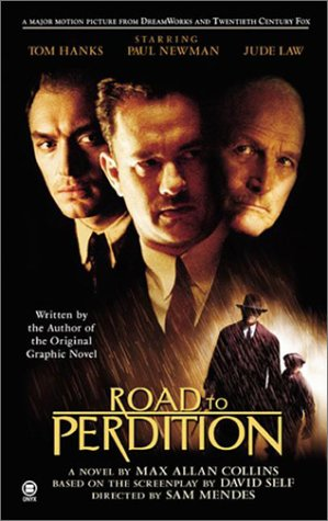Road to Perdition novelization by Max Allan Collins