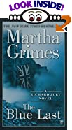 The Blue Last: A Richard Jury Mystery by  Martha Grimes (Mass Market Paperback - September 2002)